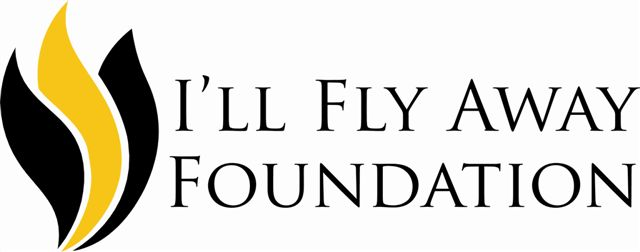 I'LL FLY AWAY LOGO