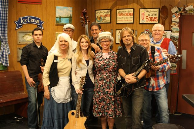 The Roys - Larry's Country Diner 2011