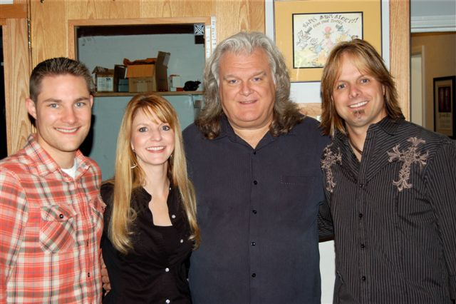 The Roys , Ricky Skaggs, Andy Leftwich  10 6 10
